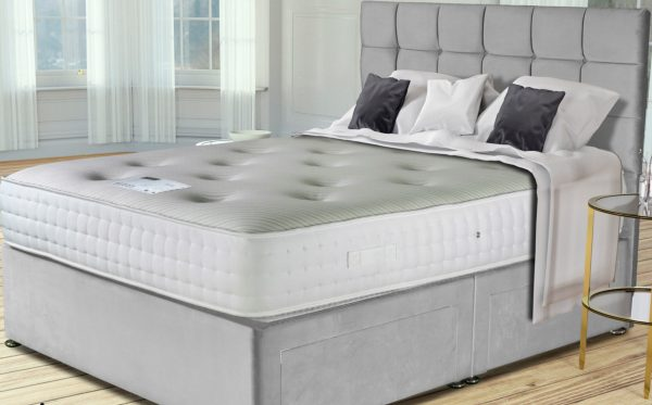 luxury pocket spring mattress, soft mattress, comfy mattress barnstaple, sumptuous mattress, gel foam mattress, sale barnstaple