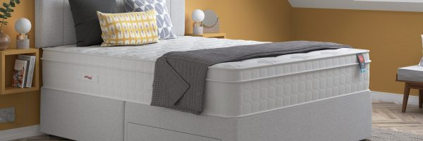 Slumberland Gel latex gel 2400 pocket spring mattress, Slumberland barnstaple, slumberland sale north devon, cool sleep