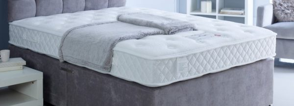 pocket spring mattress, hypo allergenic, aloe vera, anti bacterial, edge to edge support, rolled mattress, vacume packed mattress