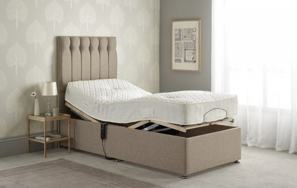 Electric Adjustable Bed, electric bed, adjustable bed, electric bed Barnstaple, Electric Beds North Devon